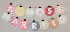 Sophisticated Hen Party Decorations | Hen Party Ideas |The Hen Planner