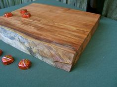 Hand Made Natural Cutting Boards   Steamy Kitchen Recipes
