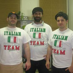 """#FlashbackFriday to 2012 the #ItalianDrinkingTeam and the """"Ramon's Basement"""" episode!  If you haven't seen it check it out here: https://youtu.be/RBJX1WguR2o And be sure to watch some of our other special movie episodes like """"Skrull Pete's Basement"""" and """"The Death of Ramon."""" #Italian #KegofWine #ItalianGuys #PetesBasement #FBF #Brooklyn #NY #NYC"""