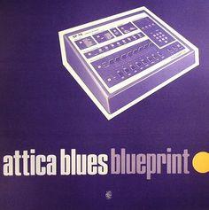 Attica Blues – Blueprint (Mo Wax) 1995 // Downtempo/Trip Hop