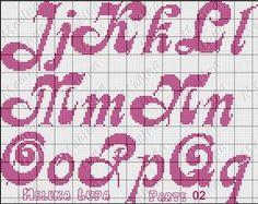 Monograma MELINA 2