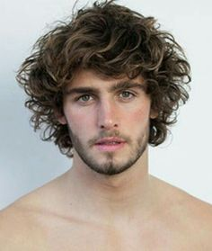 Men 39 s Surfer Beach Hair Men 39 s Surfer Beach H Haircuts For Curly Hair, Trendy Haircuts, Curly Hair Men, Haircuts For Men, Cool Hairstyles, Men Hair, Hair And Beard Styles, Curly Hair Styles, Hair Blog
