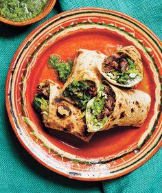 Pork Carnitas Burritos | RealSimple.com