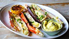 Foto: Jan-Kristian Vikeiane Schriwer / nrk Pavlova, Fresh Rolls, Hummus, Grilling, Lunch, Dessert, Fish, Ethnic Recipes, Crickets