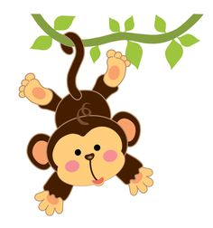 Infant Cartoon Monkey Drawing Clip art - Safari Monkey Cliparts png is about is about Human Behavior Safari Party, Jungle Party, Safari Theme, Jungle Theme, Safari Png, Cartoon Monkey Drawing, Deco Jungle, 2 Baby, Baby Quilts