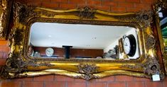 We have a large ever-changing  collection of Mirrors from small traditional to large beautiful Mirrors a piece of art  themselves.
