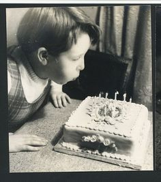 Happy Birthday, 1959 Happy Birthday Vintage, Retro Birthday, 10th Birthday, Birthday Celebration, Birthday Cakes, Birthday Party Images, Birthday Pictures, Cute Little Baby, Little Babies