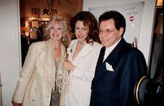 Joely Fisher, Eddie Fisher, Connie Stevens