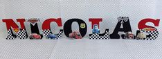 Disney Cars Party, Disney Cars Birthday, Race Car Birthday, Mickey Mouse Birthday, Motorcycle Party, Motorcycle Birthday, Car Themed Parties, Cars Birthday Parties, Race Car Themes