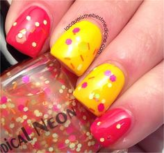 Faith in Manicures: Typical Neon