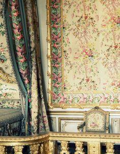 Bed chamber de Marie Antoinette