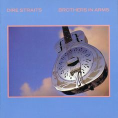 June 15, 1985 - Dire Straits started a nine-week run at No.1 on the US album chart with, 'Brothers In Arms'. The album is the seventh best-selling album in UK chart history and won two Grammy Awards at the 28th Grammy Awards, and also won Best British Album at the 1987 Brit Awards. •• #direstraits #thisdayinmusic #1980s #brothersinarms #markknopfler #album #rock