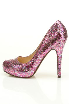 Glitter Pumps / Michael Antonio $30