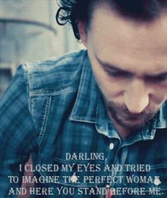 Hello Darling / British Hey Girl - Tom Hiddleston