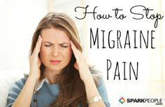 How to Stop a Migraine in Its Tracks via @SparkPeople