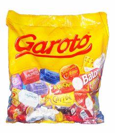 GAROTO Bombons Sortidos 1 kilo