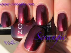 Colbie - Scrangie: Zoya Fall 2008: Pulse and Vibe Collection Swatches