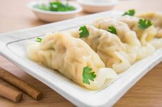 Delicious dumplings doesn't have to mean lining up for hours on end on a Sunday morning when you can whip up these moreish dumplings at home.