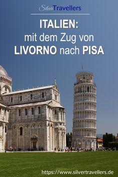 Kreuzfahrt - Ausflug in Livorno, Italien : mit dem Zug von Livorno nach Pisa