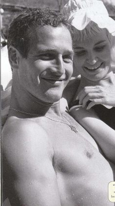 """Paul and Joanne.  A reporter asked Paul Newman (married to Joanne Woodward) why he didn't philander, like other Hollywood actors, and he responded, """"I'd rather have steak at home than hamburger on the road."""""""