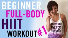Beginner Full-Body HIIT Workout #1