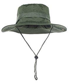 Military Camouflage Bucket Hats Jungle Camo Fisherman Hat... http://www.amazon.com/dp/B01DBPQ644/ref=cm_sw_r_pi_dp_vjJhxb0W2DZHJ