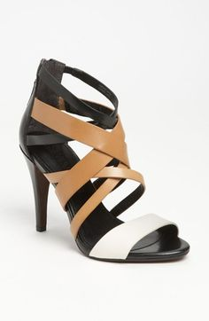 Vera Wang Footwear 'Hinda High' Sandal (Online Only) available at #Nordstrom