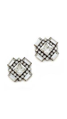 AUDEN Ryder Stud Earrings