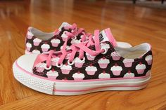converse shoes high tops | More converse cupcake shoes