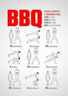 BBQ Workout