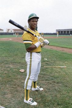 Ricky Henderson! Greatest lead off hitter of all times!