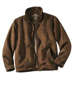 Blouson Suedine West Dream #atlasformen #avis #discount #livraison #commande #printemps #spring #blouson #jacket
