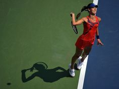 Ana Ivanovic vs Dulgheru, R2 US Open, 2013