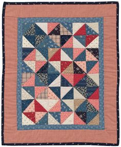 Martingale - Prairie Children and Their Quilts eBook Lap Quilts, House Quilts, Scrappy Quilts, Small Quilts, Mini Quilts, Quilt Blocks, House Quilt Patterns, Jelly Roll Quilt Patterns, Skinny Quilts