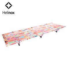 Monro x Helinox コット Helinox COT ONE SP VILLY/4571454986722 HELINOX Orange