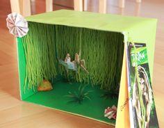 verpackung f r einen gutschein f r ein musical nurso pinterest musicals. Black Bedroom Furniture Sets. Home Design Ideas