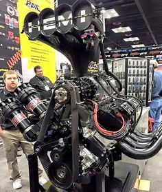 Hemi Engine for Dragster Hemi Engine, Bike Engine, Motor Engine, Crate Motors, Performance Engines, Race Engines, Us Cars, Drag Cars, American Muscle Cars