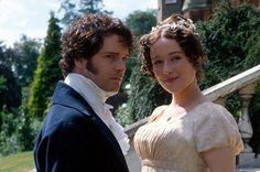 Mr Darcy e Elisabeth