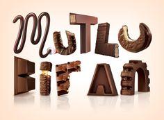 happy font - by Zooistanbul , via Behance