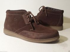 Clarks men size 8.5 brown #leather boots Brayer Sport Moc visit our ebay store at  http://stores.ebay.com/esquirestore