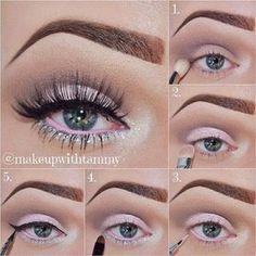 inspiração-maquiagem-princesas-disney-princesa-aurora-a-bela-adormecida-4--maquiagem-para-carnaval-makeup-princess-
