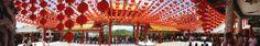 Thean Hou Temple (天后宫) in Kuala Lumpur, Malaysia at CNY 2012