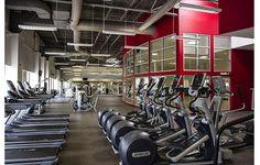 Boston Sports Clubs - Canton, MA  #gym #fitness #interiordesign #bostonsportsclubs