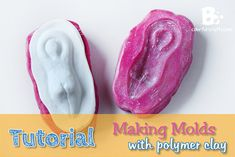 make a Polymer Clay Mold