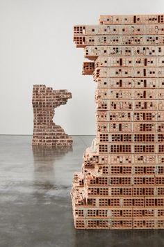 damian ortega Damian Ortega, Instalation Art, Artistic Installation, Environmental Art, Art Object, Box Art, Artist Art, Oeuvre D'art, Les Oeuvres