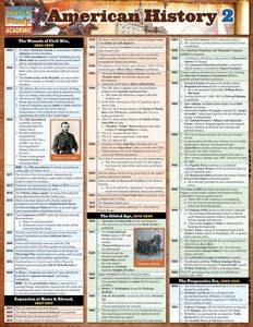 QuickStudy World History 1 Laminated Study Guide (9781423221739)