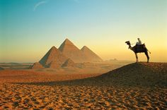 Egypt - always wanted to see the pyramids
