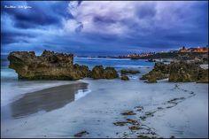 Trigg Beach – Stormy Skies