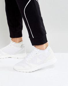 Le Coq Sportif Omicron Triple Reflective Sneakers In White 1720065 - W