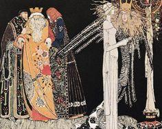 Kay Nielsen d'epoca art nouveau di FairlyVintagePrints su Etsy